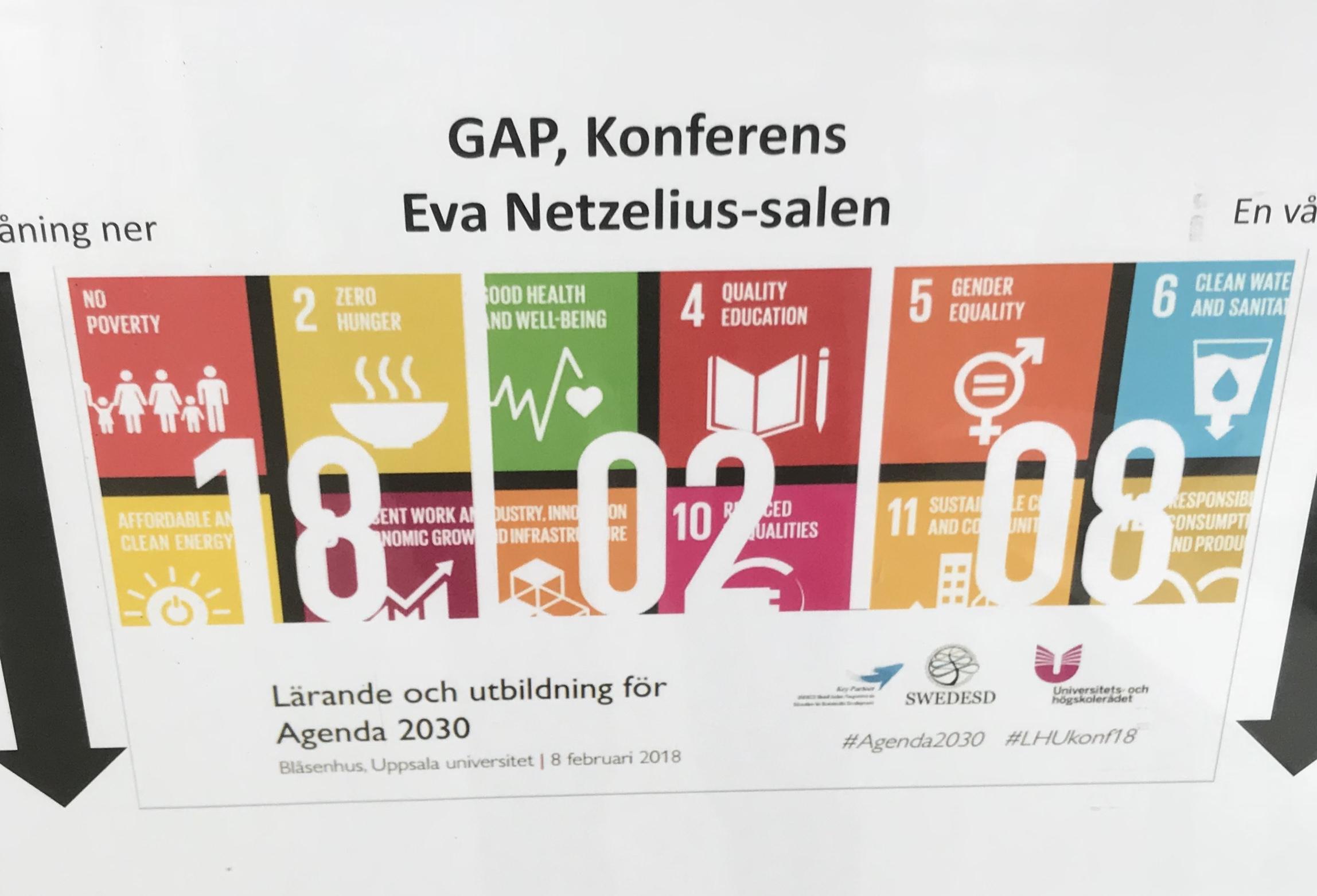 Enighet om handlingsplan for uthallig utveckling